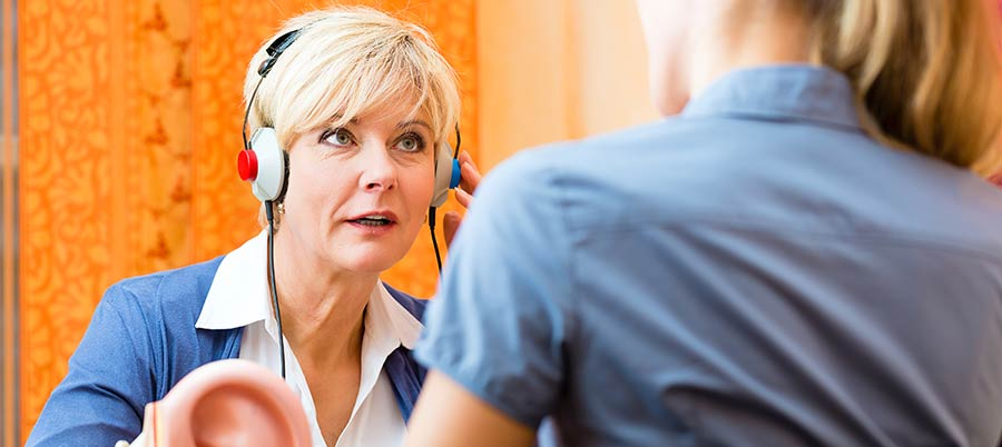 Make hearing test part of annual health check up